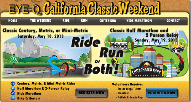 The California Classic Weekend